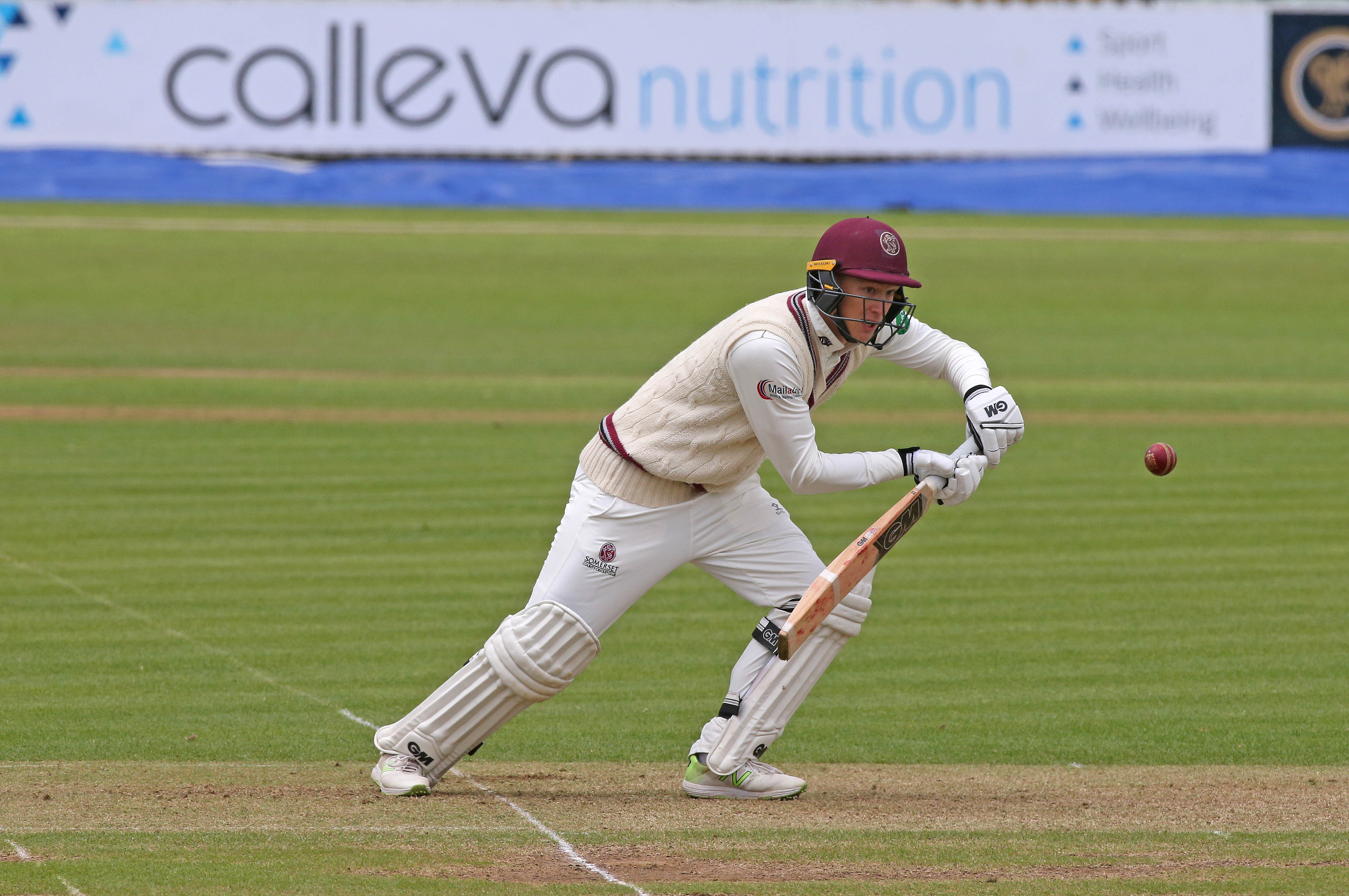 Somerset v Yorkshire, Day Two of the County Championship